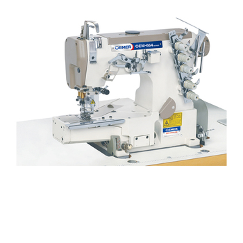 Sportswear Cover Stitch Sewing Machine Industrial With High Quality Unique Coverstitch Sewing Machine