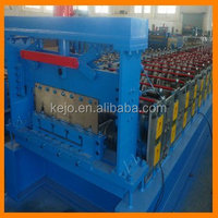metal Material raised floor machine