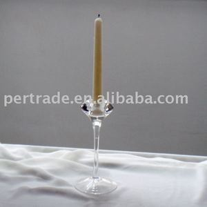 Clear Candle stick
