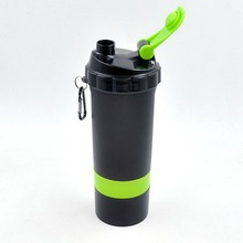 Powerful Protein Shaker 700ml Gym Shake NEW Drink Bottle for Supplement