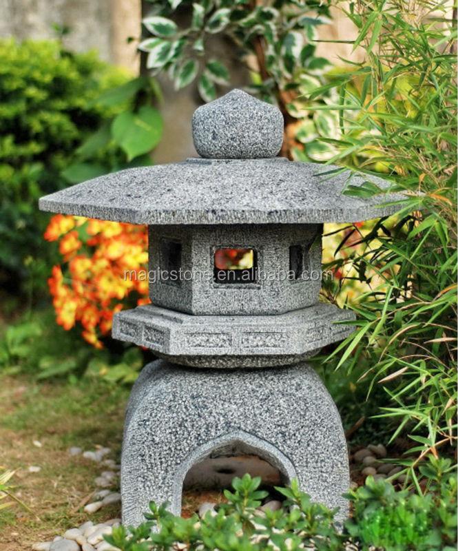 Japanese Garden Lantern Sculpture For Sale - Buy Japanese Garden ...