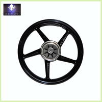 YBR125 motorcycle parts rear wheel with high performance