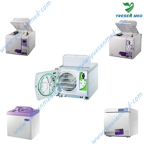 Automatic fast sterilization medical equipment dental autoclave steam pressure