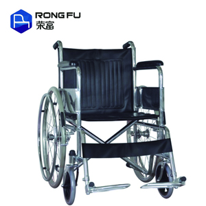 self-locking brake wheelchair