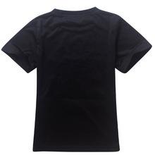 4 12Y Boys Clothes 2016 STAR WARS Summer New Cartoon Boys T shirt O Neck