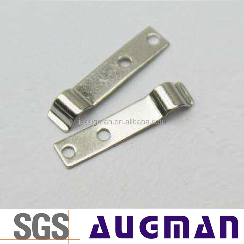 customized high quality Metal Shelf/Spring/Hold Down Clips