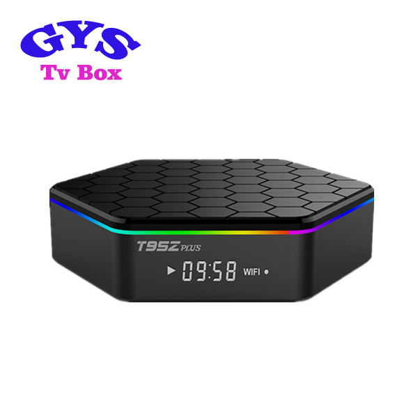Set Top Box con video chiamata skype Amlogic S912 octa core T95Z Plus. Android TV Box