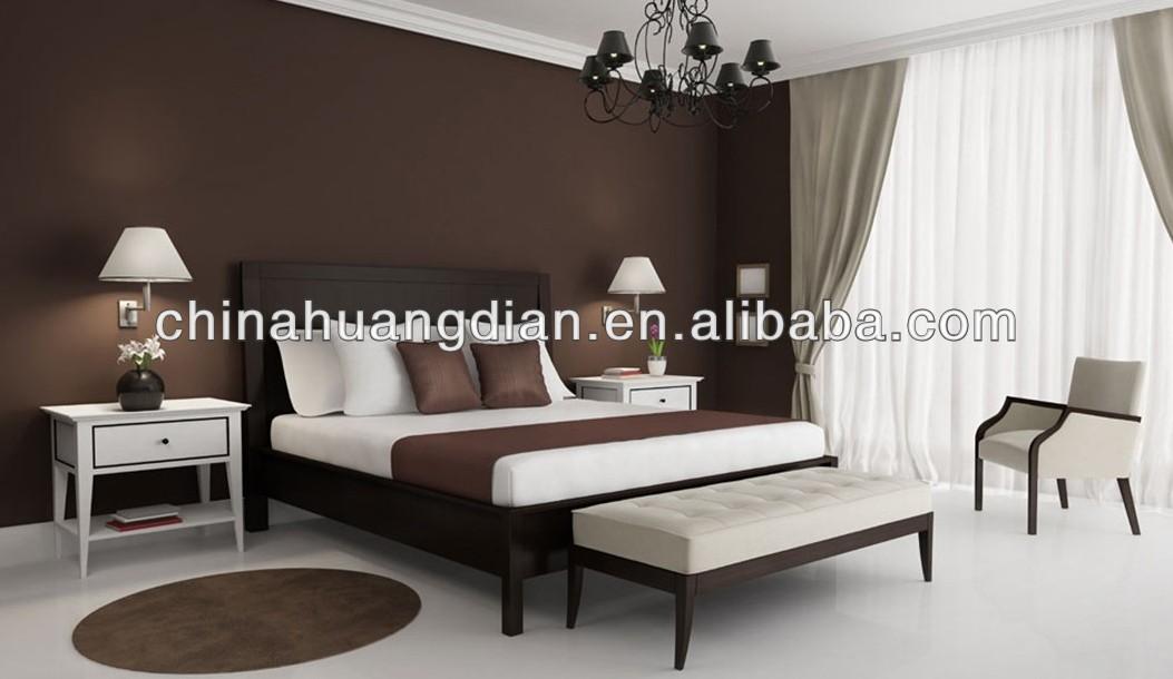 أثاث غرف النوم ، الصين أثاث ، فوشان مصنع أثاث HDBR292 مجموعات غرف