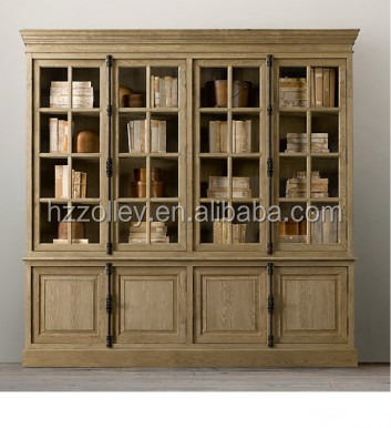 French Style Display Cabinet, French Style Display Cabinet Suppliers And  Manufacturers At Alibaba.com
