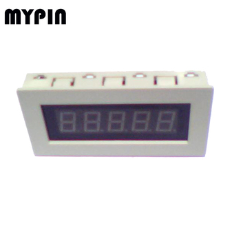 5 digit small LED display panel counter(FM)