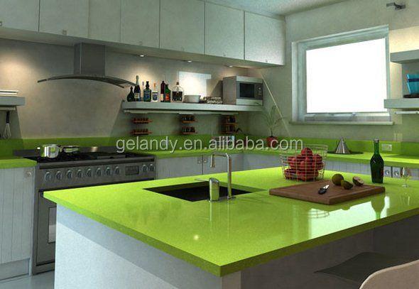 Dark Green Quartz Countertops, Dark Green Quartz Countertops Suppliers And  Manufacturers At Alibaba.com