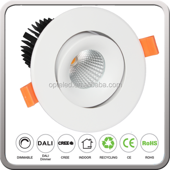 3.5 Inch 15watt 16w 18 Watts Cob Led Downlight 3000k 4000k 5000k ...