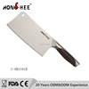 Wholesale Stainless Steel non-slip handle Chinese Japanese kitchen Chopping Knife set