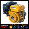 CE certificated Tenglong 196cc~200cc 1 cylinder 4-stroke 6.5hp Petrol Motor Engine