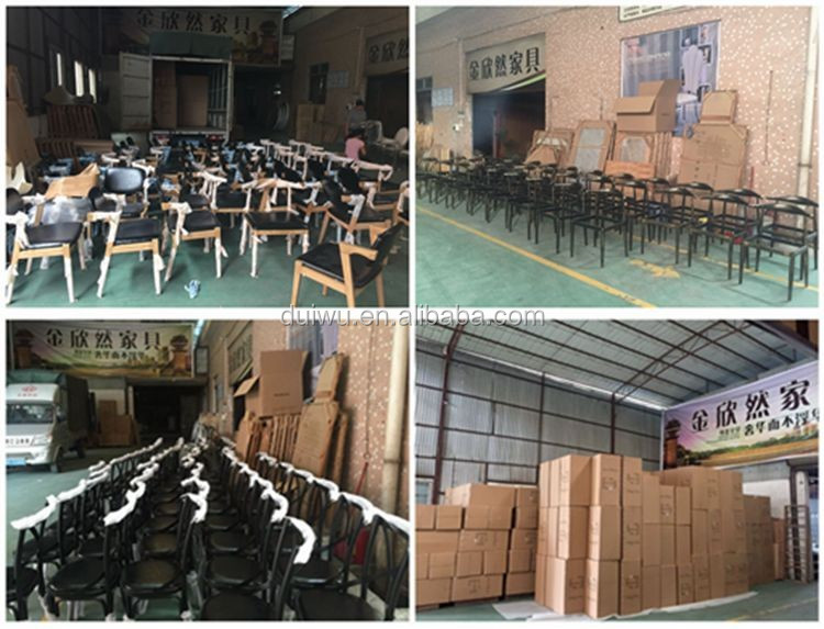 Foshan shunde wholesale vintage industrial style metal outdoor furniture