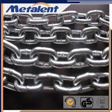 DIN764 galvanized twisted lifting chain/link chain/conveyor chain