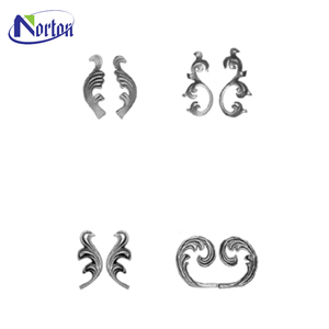 Fence accessories decoration parts fence gate ornaments NTIS-114