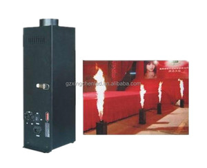Magic fire show equipment Dmx flame projector