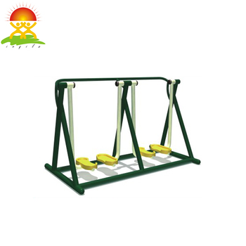 Outdoor fitness equipment leg fitness
