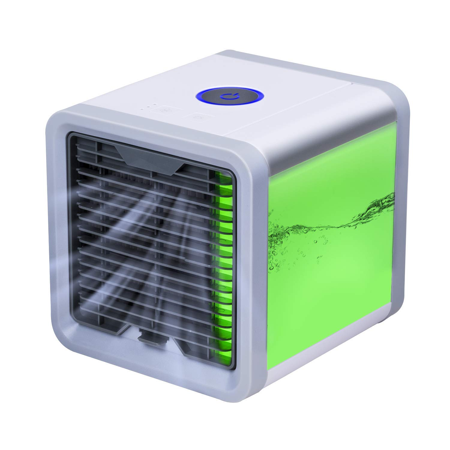 0497bb6db Get Quotations · YACHANCE Personal Space air Cooler Portable air  Conditioner Fan evaporative Cooler Desk Fan Mini Small ac