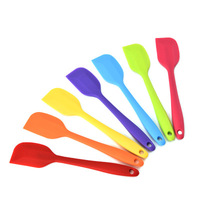 Best Sale FDA Certificate 280*60mm Easy to Clean Food Grade Personalized Kitchen Silicone Spatula