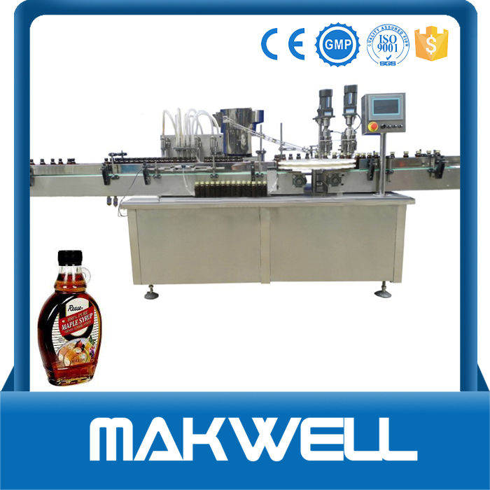 advanced design iodine bottle filling machine with high quality