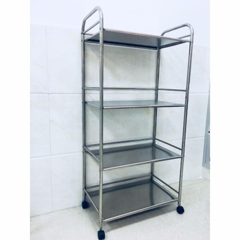 Hotel Kitchen Rack Plated E Storage Shelf Dish Racks Stainless Steel Utensil