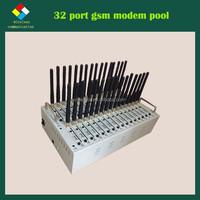Low price 16 port gsm modem 3g multi sim card router, wavecom gsm/gprs modem pool rs232/usb, m35-16 cheap sms modem