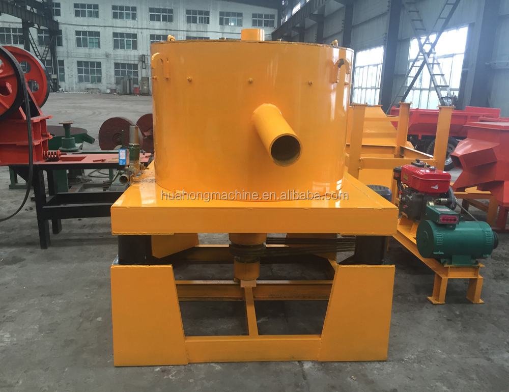 China hot selling mobile Gold Mining Centrifuge Concentrator