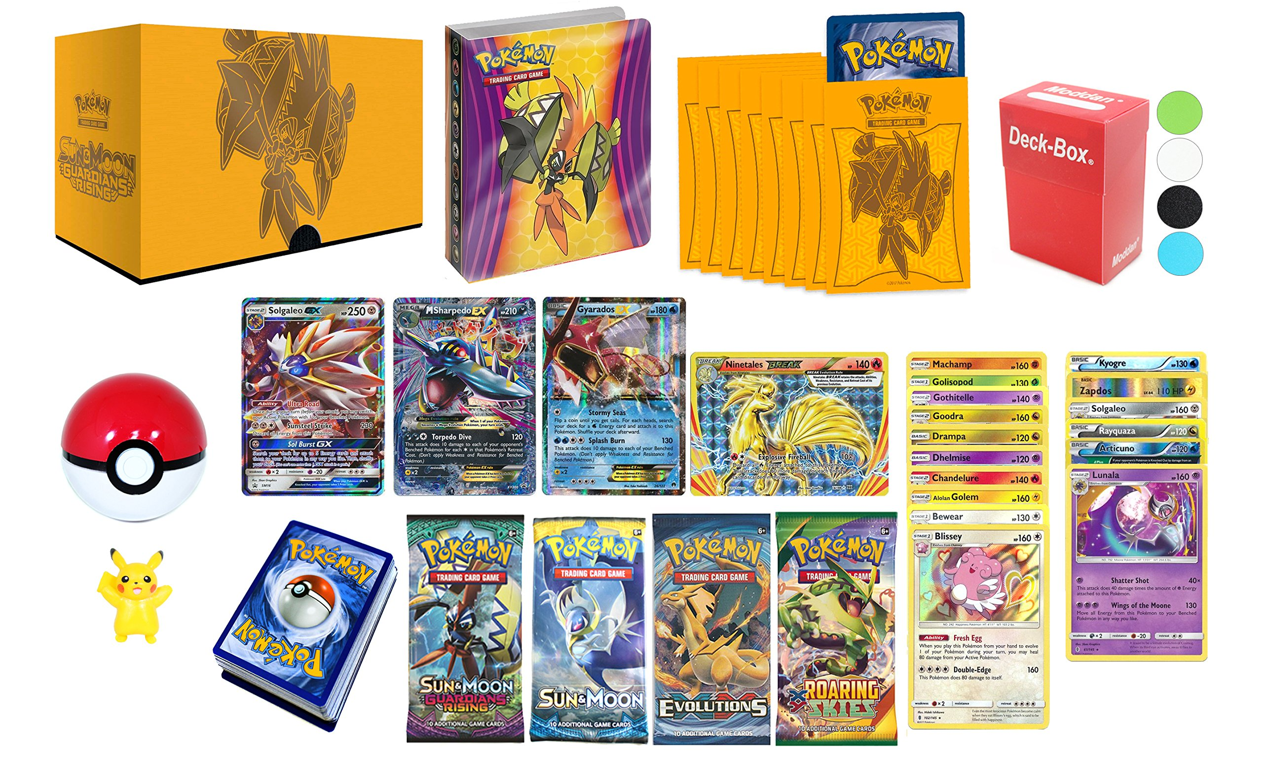 Buy Pokemon Cards Premium Collection 1 Gx 1 Ex 1 Mega Ex