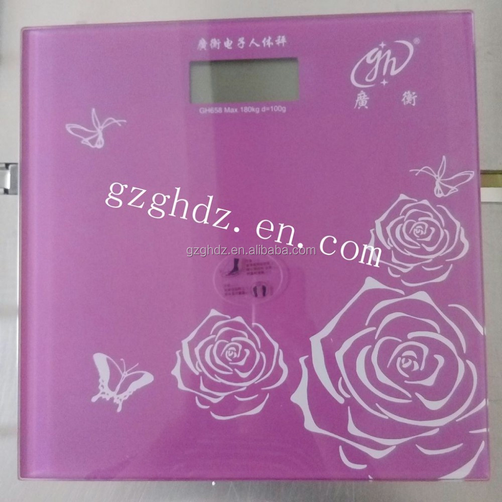 Batteries for bathroom scales - Electronic Household Scales 2 Aa Batteries Bathroom Scales Body Batteries For Bathroom Scales