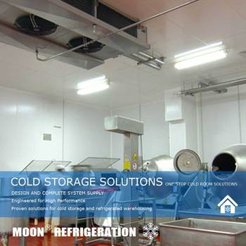 Moon Ce Food Freezer Room Cold Storage For Slaughterhouse And Saving