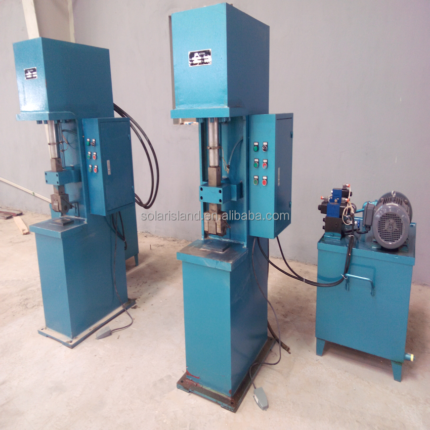 Code Stamping Machine For LPG Gas Cylinder Production Line