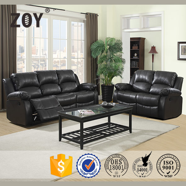 Zoy Used Bonded Leather Recliner Sofa Set u0026 Single Recliner u0026 Loveseat u0026 Chair Set With 5 Recliners 93930 - Buy Used Leather SofaLoveseatRecliner Sofa ... & Zoy Used Bonded Leather Recliner Sofa Set u0026 Single Recliner ... islam-shia.org