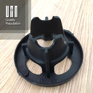 "High Quality Construction Plastic Spacer For Building Material 1 1/4"" Leg Rebar Chair From China Factory"