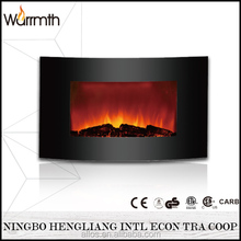Decor Flame Electric Fireplace Wall Mounted Supplieranufacturers At Alibaba