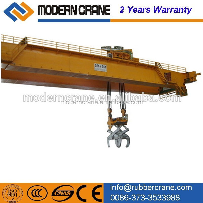 High Quality Heavy Soaking-pit Crane Overhead travelling crane With Competitive Price