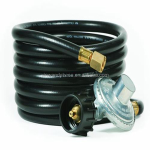 "5/16"" 5/8"" inch Polyethylene Hose Pipe for Gas,PVC Rubber Fibre Reinforced LPG Gas"