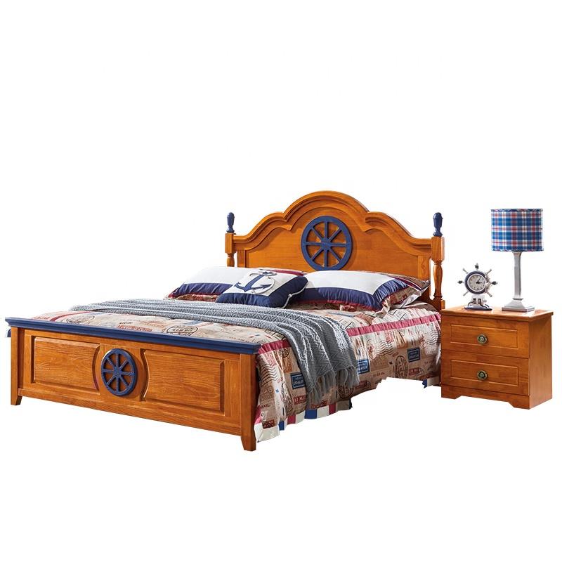 Wood Bedroom Furniture Sets High End Solid Wood Bed Folding Bed For Children Buy Wood Bedroom Furniture Sets Folding Wooden Kids Furniture High End