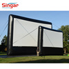 Inflatable air screen,outdoor cinema inflatable screen