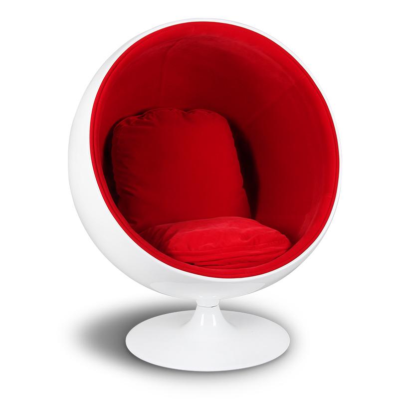 Get Quotations · Cheap Thrill Rides Earth Chair Bubble Chair Modern Fashion  Casual Egg Shaped Chair Fiberglass Chair