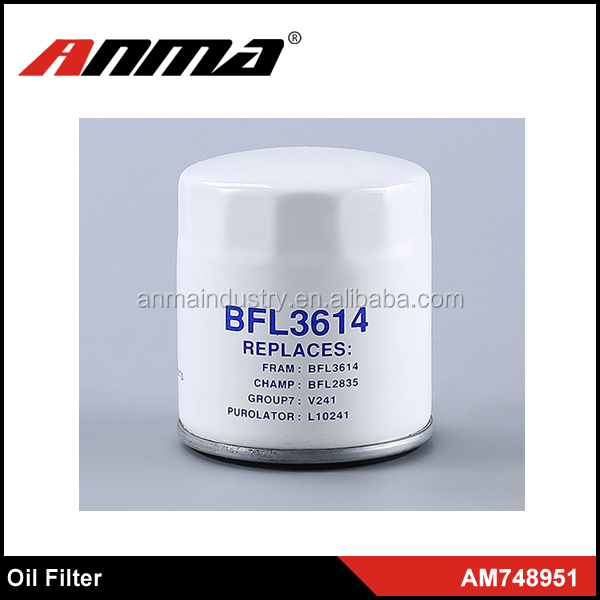 Manufacturer of auto Oil Filter Type japanese oil filters