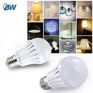 changeable housings aluminum LED Bulb led lamp 5w 7w 9w 12w 15w led bulb warranty 3 years with e27 base