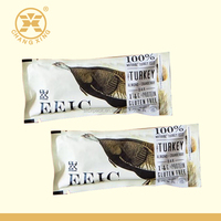 Food grade chocolate bar packaging bags /printed wrapper for candy bar