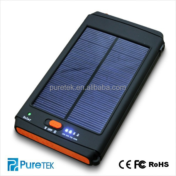 Companies Looking For Agents For Solar Power Bank Charger 11200mAh For Apple iPad Air / iPad 5 / iPad 2 / New iPad 3 / iPad Mini