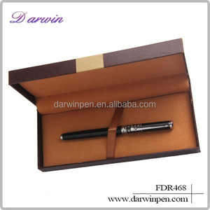 Hot new products for 2015 new style metal solid copper pen