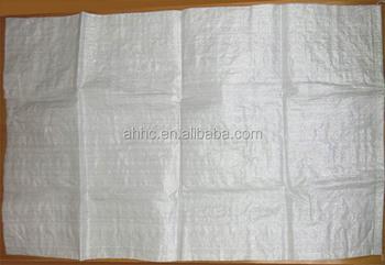 White Sugar Bag 50kg/rice Packing Bag/wheat Flour Pp Woven Sack ...
