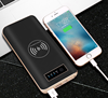 2018 trending products universal Qi wireless power bank charger for iPhone X