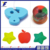 Safe Silicone Pendant Teether Animal Shape Baby Pacifiers Toys