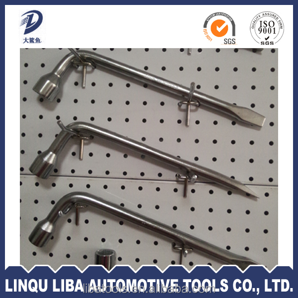 China Manufacturer Metric Light Duty 3 Ways Socket Wrench For Cars ...